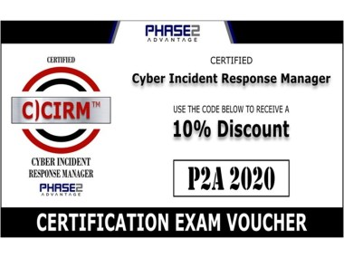 Product: C)CIRM Exam Voucher