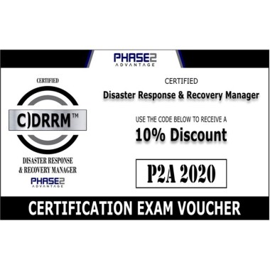 Product: C)DRRM Exam Voucher