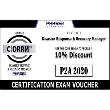 Product: C)DRRM Exam Voucher