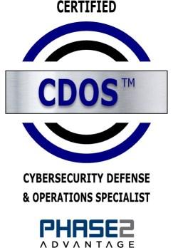 Cybersecurity Defense Course Description