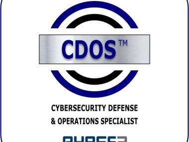 Cybersecurity Defense Registration
