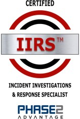 Incident Investigations Digital Badge