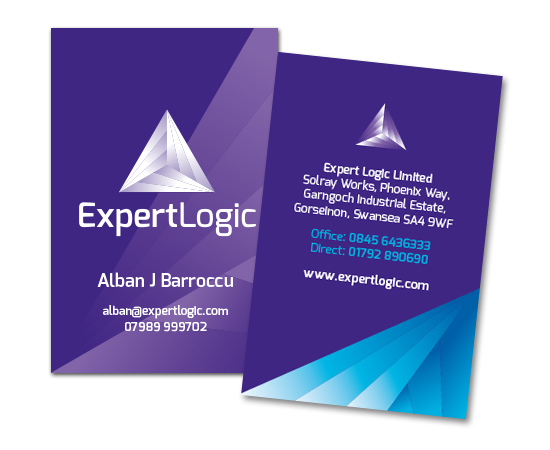 ExpertLogic business cards