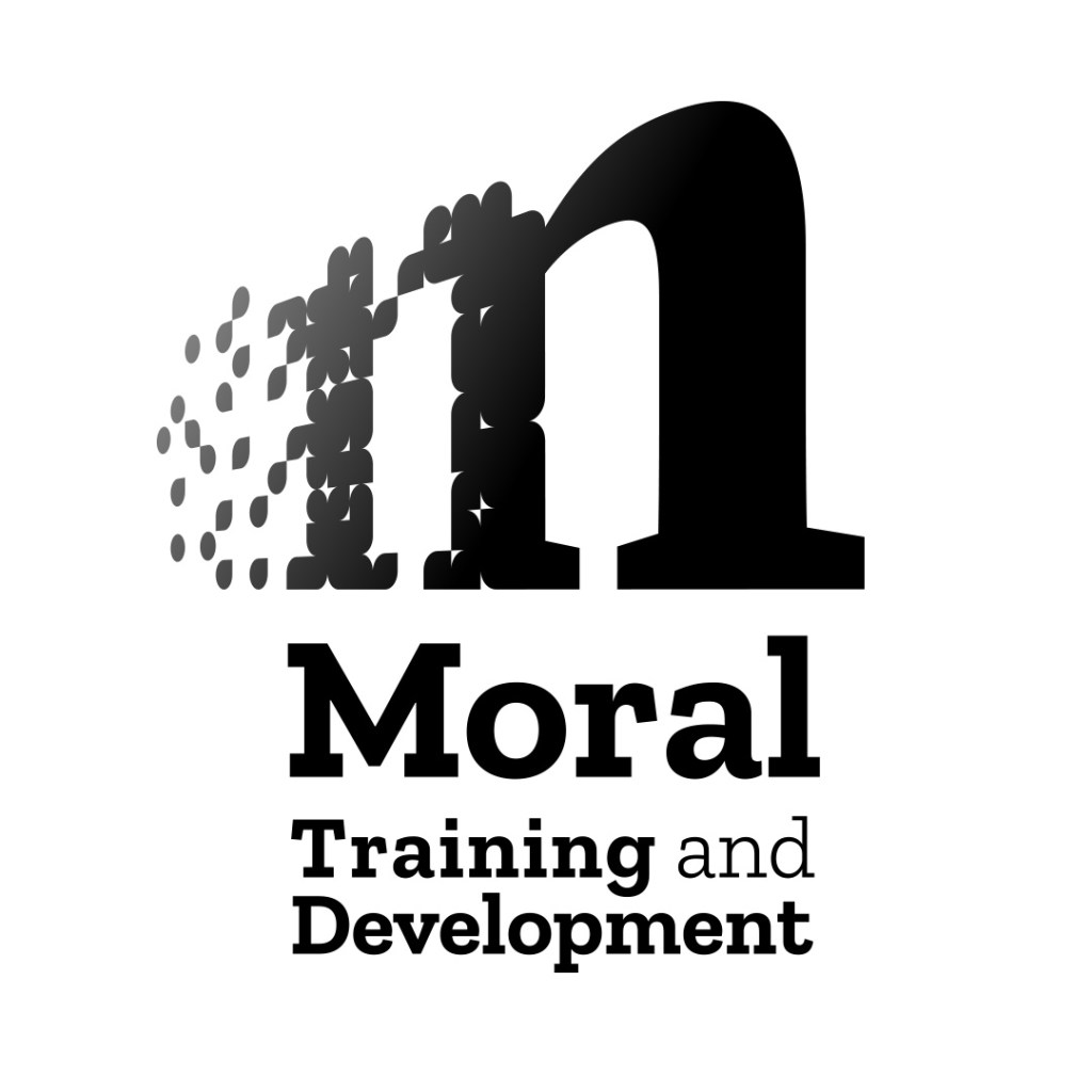 Moral logo in black