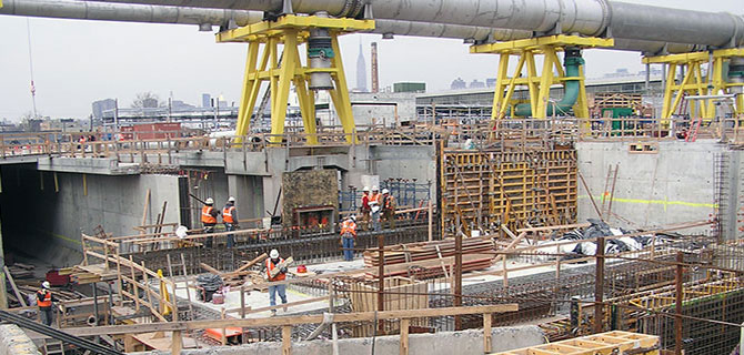 Construction & General Safety Worksite