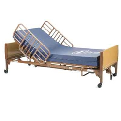 Half Length Hospital Bed Rails ProBasics PB7035