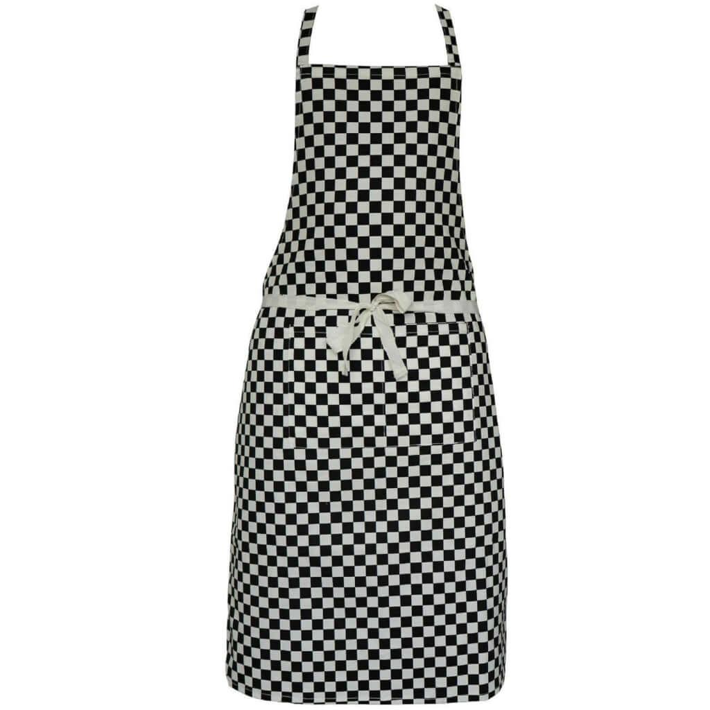 Chess board apron