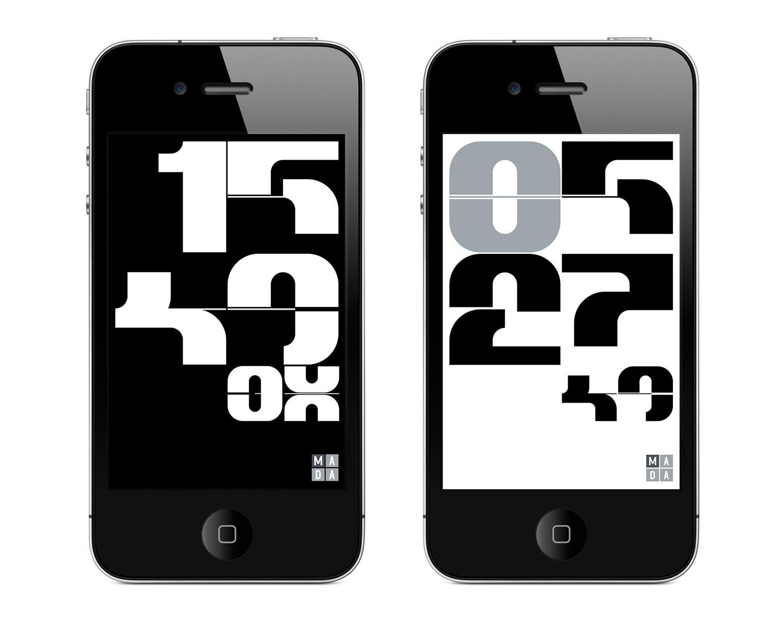 MADA Clock App