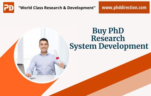 Best Buy PhD Research System Development Online