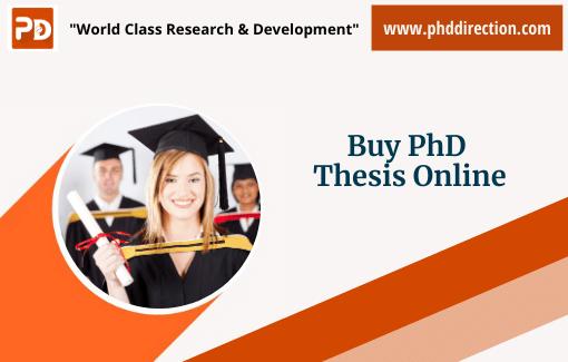 Best Buy PhD Thesis Online