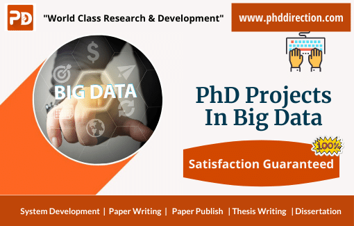 Research PhD Projects in Big Data