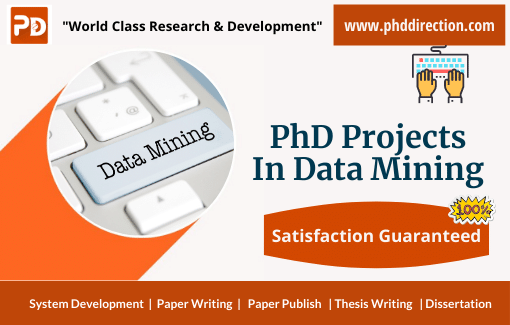 Buy Research PhD Projects in Data Mining Online