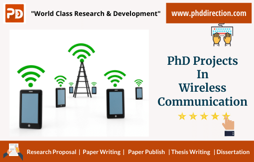 Implementing PhD Projects in Wireless Communication Engineering