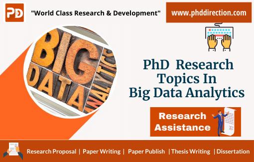 Trending Top 10 PhD Research Topics in Big Data Analytics