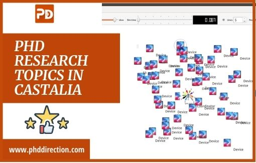Trending PhD Research Topics in Castalia Simulator