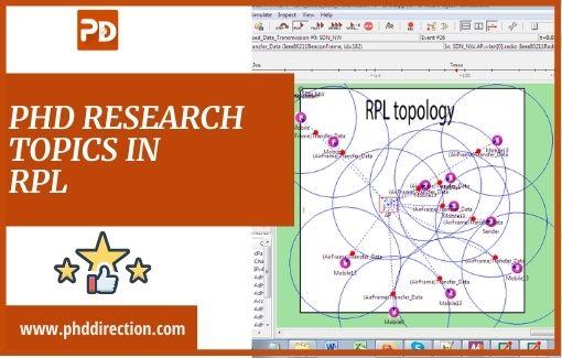 Innovative PhD Research Topics in RPL