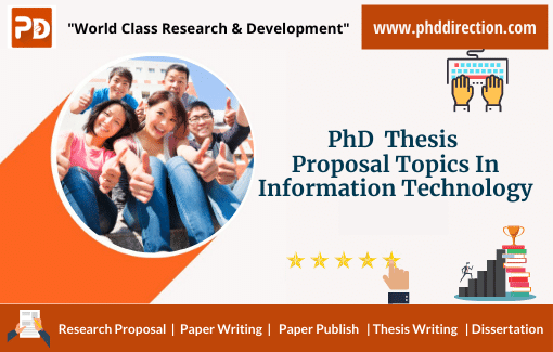 Buy PhD thesis proposal topics in information technology Online