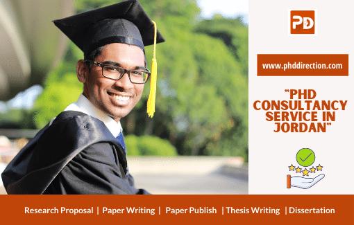 Best PhD Consultancy Service in Jordon