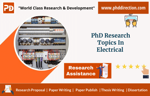 Innovative PhD Research Topics in Electrical