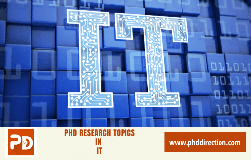 Innovative PhD Research Topics in IT