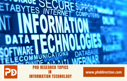 Innovative PhD Research Topics in Information Technology
