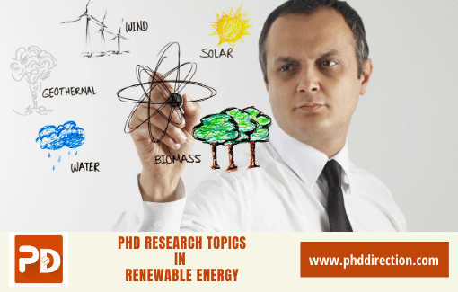 Innovative PhD Research Topics in Renewable Energy