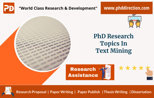 Innovative PhD Research Topics in Text Mining