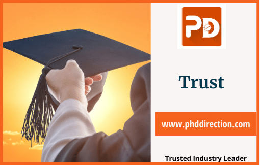 Trust by research scholars