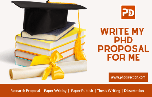 Write my PhD Proposal for me online