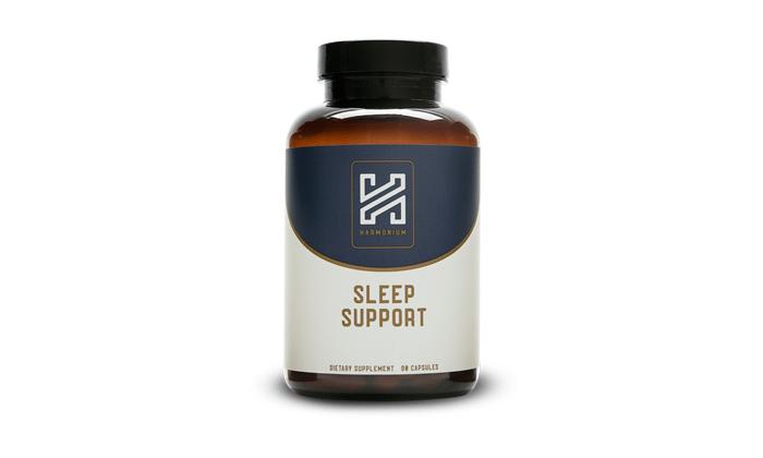Harmonium Sleep Support Pills review