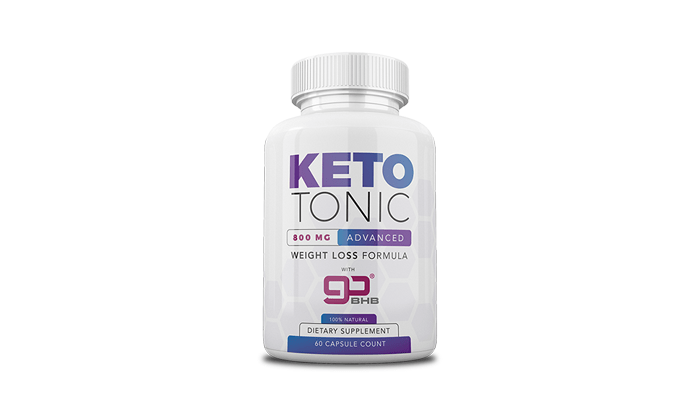 Keto Tonic review