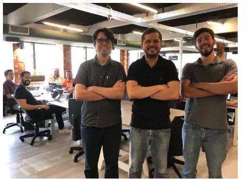 Equipe FindMe em 2019
