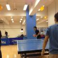コンビニなのに卓球ができる?!ファミタクで熱く戦いを繰り広げるプライムユース!!