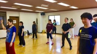 6月社内イベントはダンスワークショップ