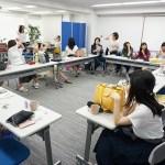 女性社員のためのヘアアレンジ研究会