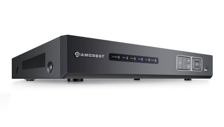 Amcrest 720P HD Over Analog (Tribrid HDCVI/IP) 16CH Surveillance Security DVR