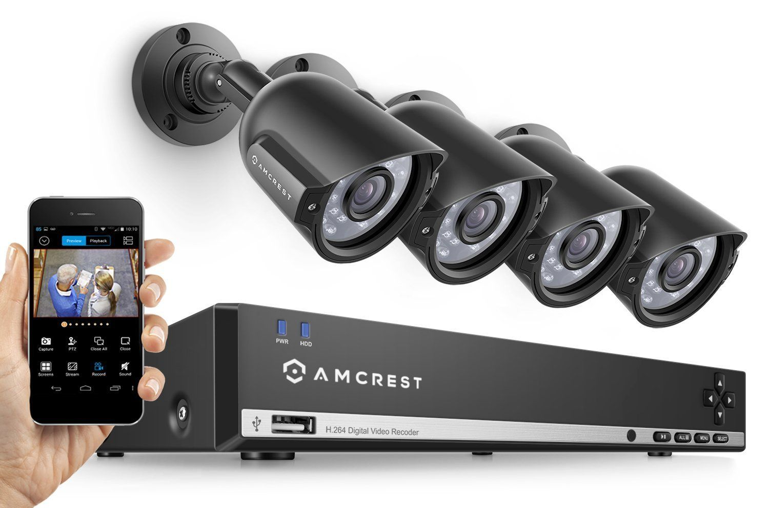 Security Home Best Systems Camera