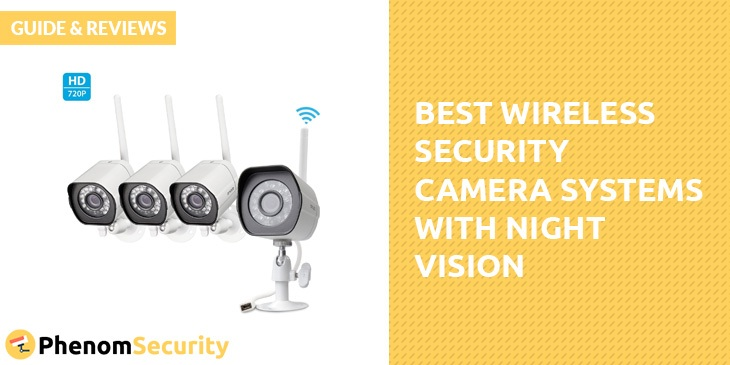 Diy Wireless Home Security Camera Systems