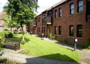 Civic Trust Commendation & Doncaster BC Commendation, June 1990 Sheltered housing scheme at Queen Elizabeth Court, Thorne