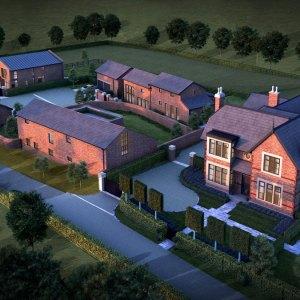 Huntsmere: Hawthorn Farm