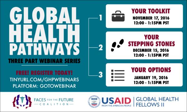 Global Health Pathways: Three-Part Web Series - Public ...