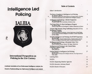 IALEIA Handbook for Intelligence-Led Policing