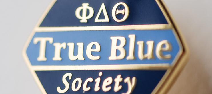The True Blue Society