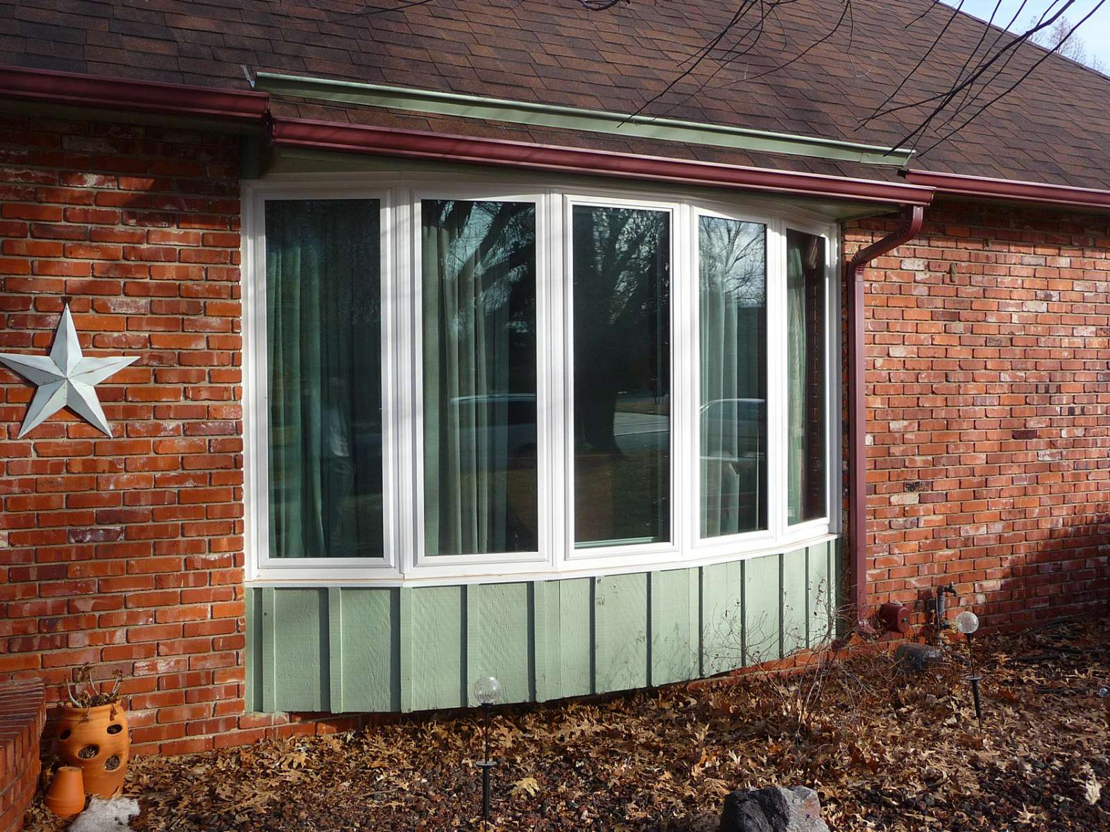 Bay Amp Bow Windows Windows Products Pleasantview Home