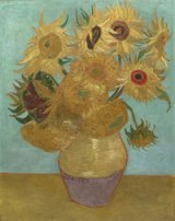 Van Gogh, Sunflowers (1888 or 1889)