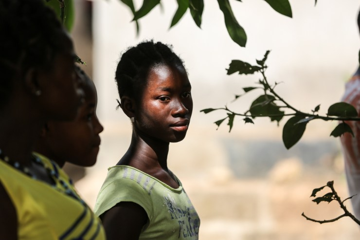 Sierra Leone Gender Based Violence