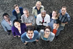 Teamwork focuses a company on goals.