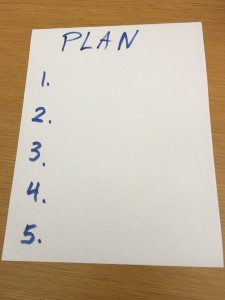 Ah hem. The right length for a to-do list. Your not-to-do list holds a lot more.