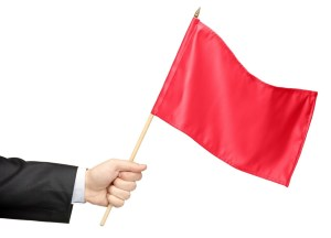 Red Flag.