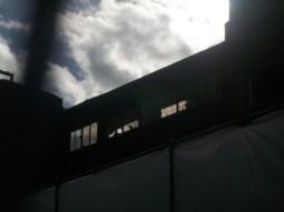 Taken October 3 2012. BBC Manchester demolition